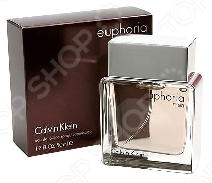 Туалетная вода для мужчин Calvin Klein Euphoria For Men euphoria for men edt 50 мл calvin klein euphoria for men edt 50 мл
