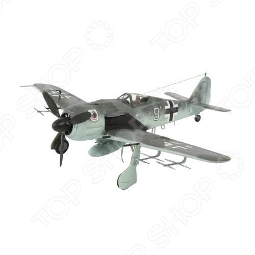 Сборная модель самолета Revell Focke Wulf FW 190 А-8/R-11