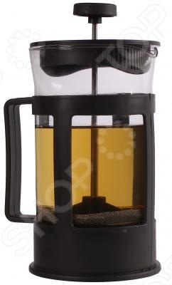 Френч-пресс Irit FR-06-014Френч-прессы<br>Френч-пресс Irit FR-06-014 станет прекрасным украшением вашей кухни. Объем составляет 600 мл. К плюсам данного устройства можно отнести - пластиковую крышка, ручку, оправу, фильтр из нержавеющей стали и боросиликатное стекло. Френч-пресс станет не только украшением вашей кухни, но и порадует вас приятным и ароматным напитком.<br>
