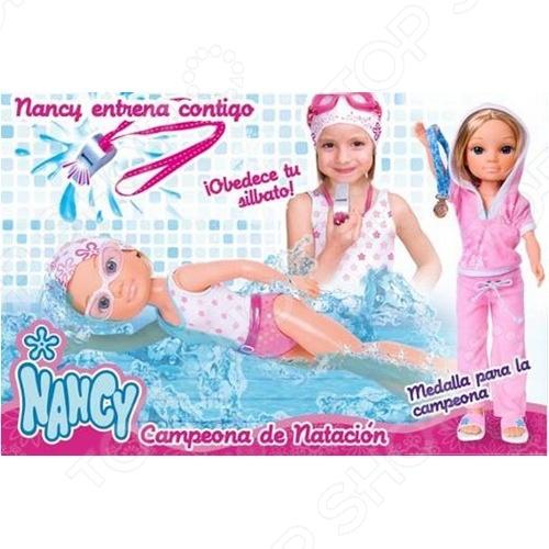 Кукла Famosa Нэнси-чемпионка куклы и одежда для кукол famosa кукла нэнси ловит бабочек