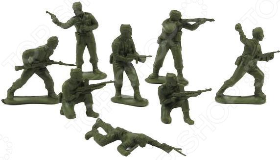 Набор солдатиков Биплант «Британские Командос»