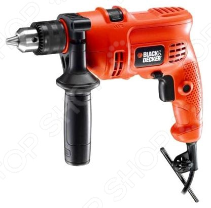 Black & Decker Дрель BLACK & DECKER KR504RE