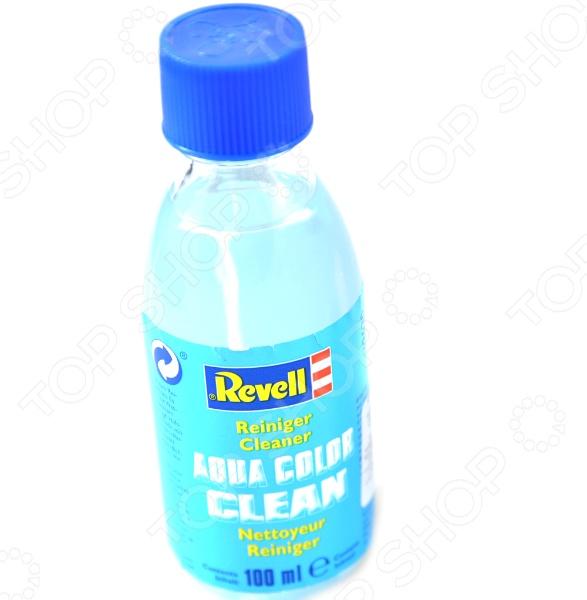 Средство для чистки кисточки Revell Aqua color clean