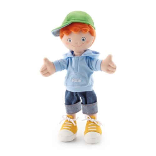 Кукла мягкая Trudi Мальчик в кепке