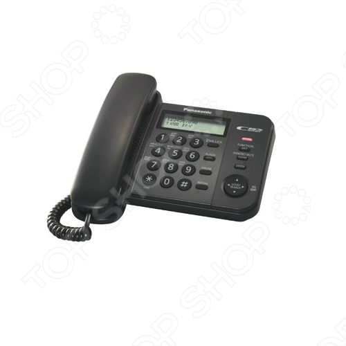 Телефон Panasonic KX-TS2356 voip телефон panasonic kx hdv130rub