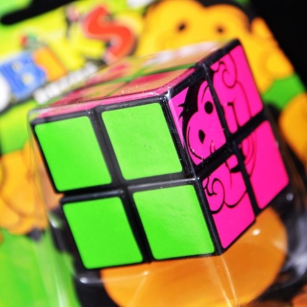 Игра-головоломка Rubiks «Кубик Рубика 2х2» головоломка рубикс кубик рубика пустой kp8620