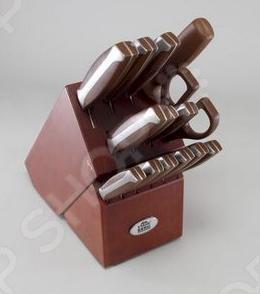 Набор ножей на подставке Stahlberg 6660-S aiyima 42db 1mhz 800mhz 433mhz rf uvf linear power amplifier hf fm