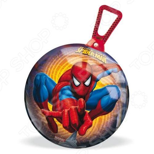 Мяч-попрыгун Mondo «Новый Человек-Паук» мяч mondo тачки 2