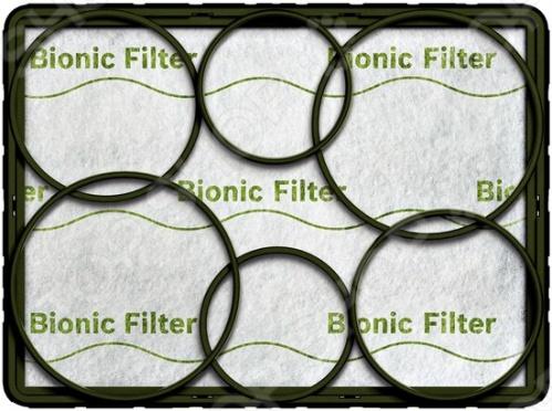 Фильтр для нейтрализации запаха уборки Bosch BBZ 11BF bosch bbz11bf фильтр bionic для нейтрализации запаха уборки