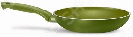 Сковорода PENSOFAL Terre di SienaСковороды<br>Сковорода PENSOFAL Terre di Siena это изящная сковорода с высококачественным керамическим покрытием прекрасно подходит для жарки, пассировки и тушения. Благодаря специальному покрытию, на ней можно приготовить разнообразные блюда из мяса, рыбы, птицы и овощей практически не используя масло. Готовое блюдо получится не только вкусным, но и полезным. Сковорода снабжена эргономичной бакелитовой ручкой, которая не нагревается в процессе приготовления пищи, выдерживает до температурной отметки в 200 градусов.<br>