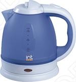 Чайник Irit IR-1231Чайники электрические<br>Чайник Irit IR-1231 оборудован многоуровневой защитой: автоматическое отключение при закипании и отключение при недостаточном количестве воды. Электрошнур можно полностью или частично убирать в специальное отделение в подставке. Блокировка крышки не позволит воде просочиться наружу в процессе кипячения. Емкость прибора составляет 1,8 л, однако мощности в 1800 Вт достаточно, чтобы очень быстро вскипятить такой объем. Вы не почувствуете вкуса накипи, ведь встроенный фильтр не допустит ее попадания к вам в чашку.<br>