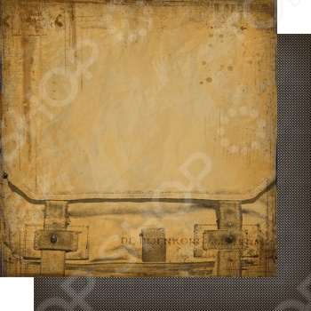 фото Бумага для скрапбукинга двусторонняя Елена Виноградова EV-KbEx003-006, купить, цена