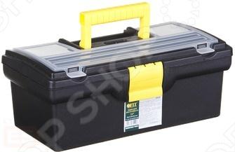 Ящик для инструментов с крышкой органайзером FIT