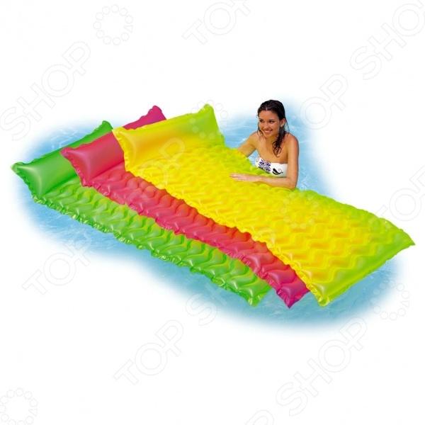 где купить  Матрас надувной Intex 58807  дешево