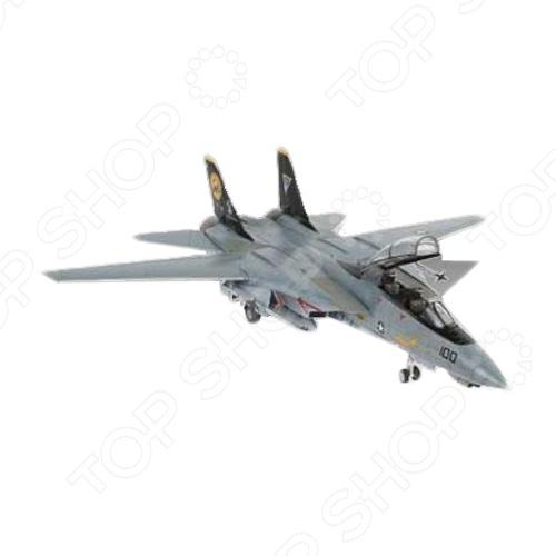 Сборная модель самолета Revell F-14D Super Tomcat сборная модель самолета revell f 16 c solo trk с клеем и красками