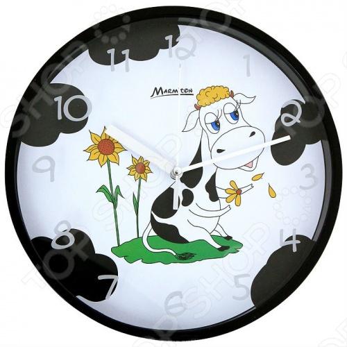 Часы настенные Marmiton «Му-Му» история группы звуки му