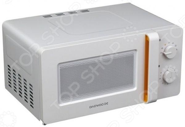 Микроволновая печь Daewoo Electronics KOR-5A67W микроволновая печь daewoo kor 5a07b черный