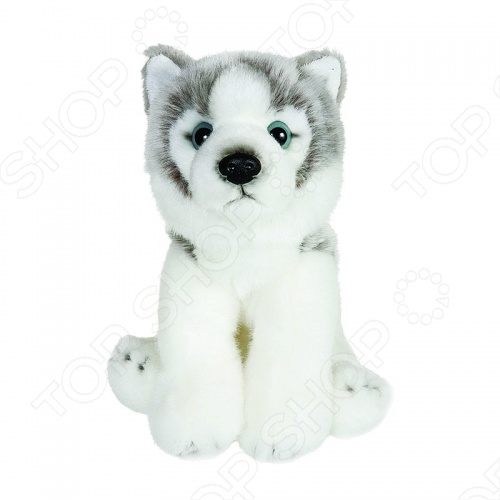 Мягкая игрушка Gulliver Хаски как уговорить маму собаку хаски