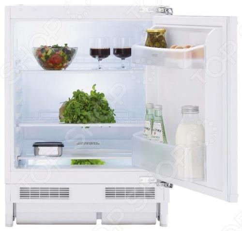 Холодильник встраиваемый Beko BU 1100 HCA встраиваемый холодильник beko cbi 7771