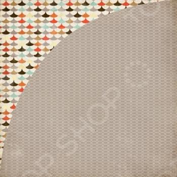 фото Бумага для скрапбукинга двусторонняя Basic Grey Neato, купить, цена