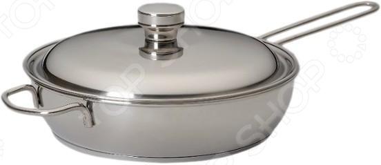 Сковорода с крышкой Амет «Классика-Прима» 1с740 сковорода амет классика прима d 26 см 1с747