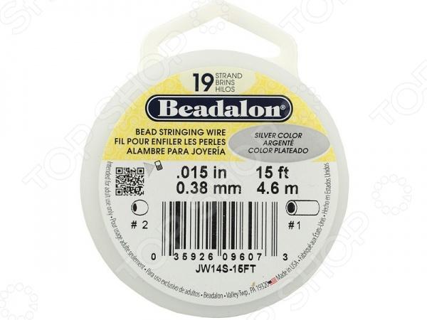 19-жильная проволока Beadalon