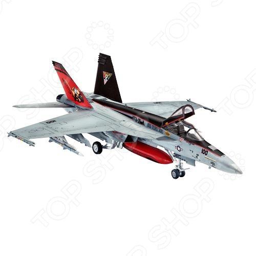 Сборная модель истребителя Revell F/A-18E Super Hornet