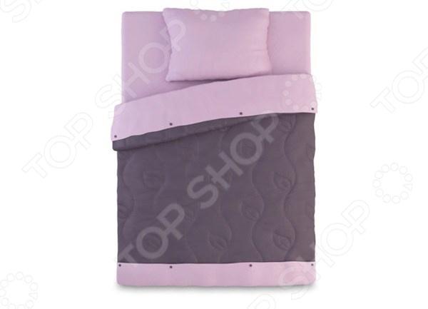 Фото Комплект Dormeo Trend Set. 1-спальный. Цвет: пурпурный, фиолетовый