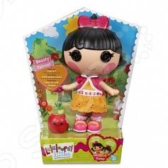 Кукла Lalaloopsy LittlesКуклы<br>Кукла Lalaloopsy Littles это маленькая кукла из знаменитой серии. Высота этой Лалалупси только 18 сантиметров. Она привлекает детей и взрослых своей очаровательной непосредственностью. Вместе со Спящей Красавицей на каждую прогулку отправляется и ее любимый маленький питомец.<br>
