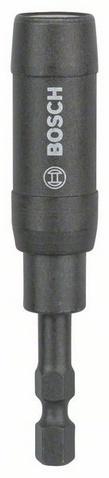 Держатель для бит Bosch Impact Control Antishock, от ведущего мирового поставщика потребительских товаров, промышленных и строительных технологий Bosch, представляет собой комплектующую для битов Diamond Impact. Модель выполнена из высококачественных износостойких материалов, снабжена магнитом и внешним шестигранником 1 4 . Общая длина держателя составляет 78 мм.