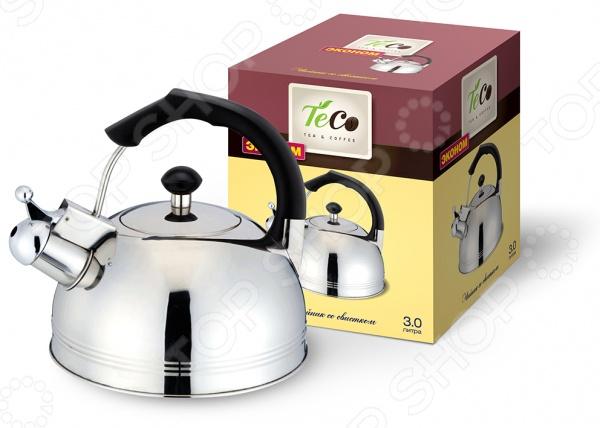 Чайник со свистком Teco TC-112
