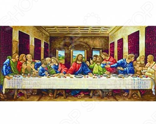 Раскраска по номерам Schipper «Тайная вечеря» schipper раскраска по номерам царевна лягушка 18х24 см