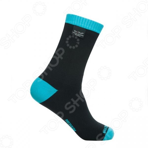Носки водонепроницаемые DexShell Coolvent Ague Blue