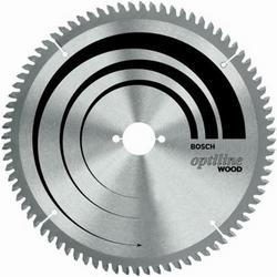 Диск отрезной для торцовочных пил Bosch Optiline Wood 2608640431 диск отрезной для ручных циркулярных пил bosch optiline wood 2608640617