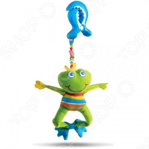 Развивающая игрушка Tiny love «Лягушонок Френки» Развивающая игрушка Tiny love «Лягушонок Френки» /