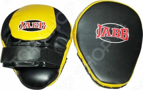 Лапа боксерская Jabb JE-2190 шингарты jabb je 1401l