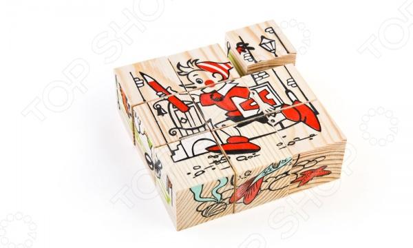 Кубики Томик «Герои сказок» суперраскраска герои любимых сказок