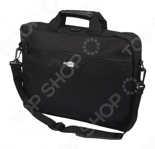 Сумка для ноутбука PC Pet PCP-A1415 это отличная прочная сумка для ноутбука, которая убережет ваше устройство от внешнего воздействия. С фронтальной стороны есть практичный карман, в который вы сможете положить аксессуары для вашего ноутбука. Сумки такого типа представляют собой удобную переноску, а так же ежедневную защиту устройства от ударов, царапин и воздействия окружающей среды.