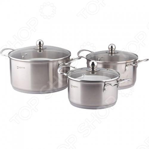 Набор кухонной посуды Rainstahl RS-1064