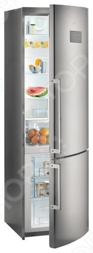 Холодильник Gorenje NRK 6201MX холодильник