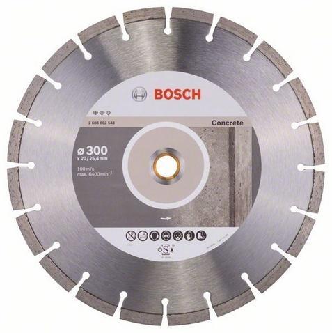 Диск отрезной алмазный для настольных пил Bosch Professional for Concrete диск отрезной алмазный барс турбо