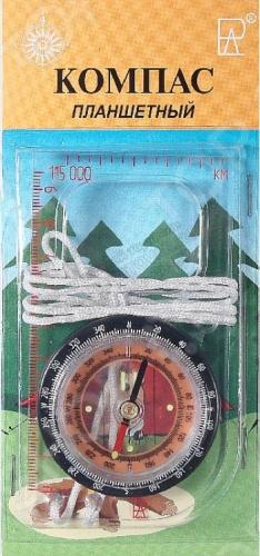 Компас планшетный компас geonaute планшетный компас для спортивного ориентирования или походов explorer 500