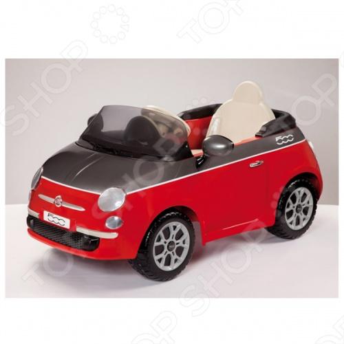 Машина детская электрическая Peg-Perego FIAT 500 Машина детская электрическая Peg-Perego FIAT 500 /