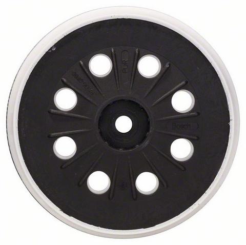 Тарелка опорная Bosch 2608601607 опорная тарелка multihole 125 мм мягкая bosch 2608601333