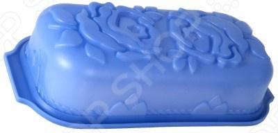 Форма для выпечки силиконовая Regent АнастасияСиликоновые формы для выпечки и запекания<br>Форма для выпечки силиконовая Regent Анастасия это отличная форма для выпекания пирога, которая сделана из пищевого силикона. Посуда идеально подходит для выпекания различной выпечки, ведь форма предотвращает тесто от вытекания , при этом, предоставляя возможность с легкостью извлечь готовую выпечку и получить на ней красивый рисунок. Пищевой силикон абсолютно безопасен и не вступает в реакцию с продуктами, а так же не влияет на запах и вкус готового изделия.Выдерживает температуру от -40 С до 230 С.<br>