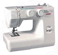 Машинка швейная Janome 1143 швейная машинка leran 588 с кейсом
