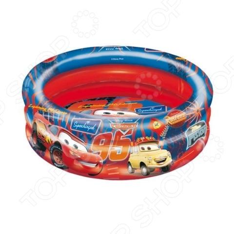 фото Бассейн надувной детский Mondo «Тачки», Надувные бассейны