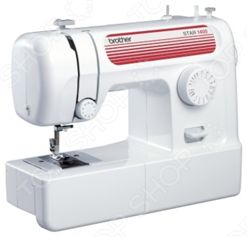 Швейная машина Brother Star-1400 швейная машина vlk napoli 2400