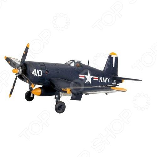 Сборная модель самолета Revell F4U-5 Corsair сборная модель revell самолет f4u 5 corsair