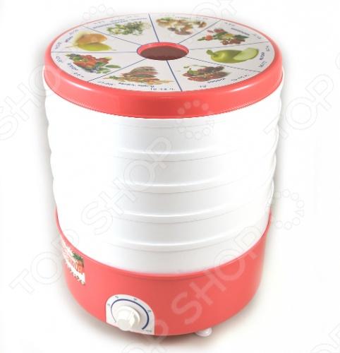 Сушилка для овощей Чудесница СШ-006 сушилка для овощей и фруктов ротор сш 007 06 сш 007
